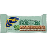Sandwich Cream Cheese French Herbs Wasa 30g