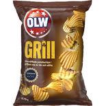Grillchips Olw 175g