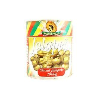 Jalapeños Skivade 1.5kg Pancho Villa