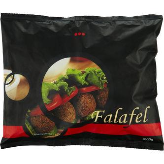 Falafel Vegetarisk Fryst 1000g Ecab