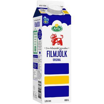Filmjölk 3% 1kg Arla Ko