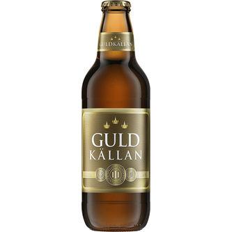 Guldkällan 5% Starköl 50cl Guldkällan
