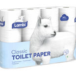 Toalettpapper Lambi 12st
