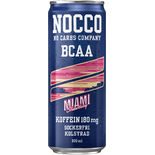 Miami Bcaa Energidryck Burk Nocco 33cl