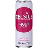 Hallon Energidryck Celsius 35.5cl