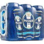 Pilsner Öl 3.5% 6-pack Burk Harboe 6x50cl