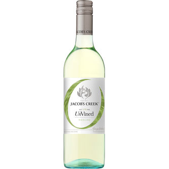 Jacob's Creek Unvined Riesling Alkoholfri Vin Glas 750ml Jacob's Creek