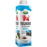 Yoghurt Naturell 3% Arla Ko 1000g