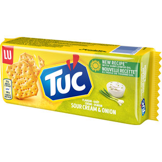 Tuc Sourcream & Onion 100g Lu