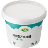 Yoghurt Turkisk 10% Arla Pro 5kg