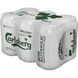 Organic Non Alcoholic Eko Carlsberg 6p/33cl