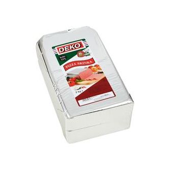 Pizzaskinka 55% 5kg Deko
