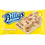 Pan Pizza Peperoni Fryst Billys 170g