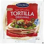 Soft Tortilla Original Santa Maria 320g