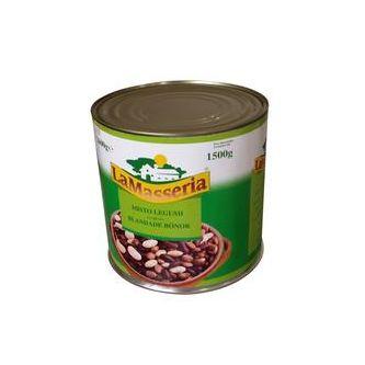 Bönor Blandade 1.5kg La Masseria