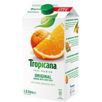 Orginal Apelsin Juice 1.5l Tropicana