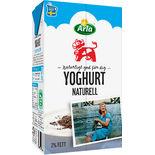Yoghurt Naturell Arla Ko 1l