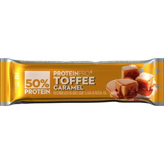 Protein Bar Toffee/caramel 45g Proteinpro