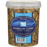 Musslor i Lake Feldts 1.5kg
