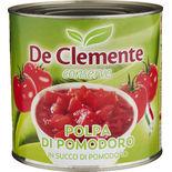 Tomater Krossade Konserverade De Clemente 2,5kg