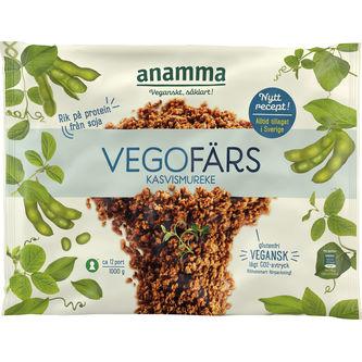 Vegofärs Fryst 1kg Anamma