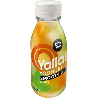 Mango Yoghurt-smoothie 12% Frukt 350ml Yalla