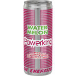 Water Melon Energidryck Burk Powerking 25cl