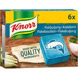 Fiskbuljong Tärningar 6p/3l Knorr