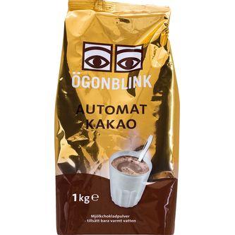 Automatkakao Chokladdryckspulver 1kg Ögonblink