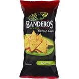 Tortilla Chips Salted Banderos 500g