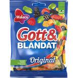Gott & Blandat Original Malaco 160g