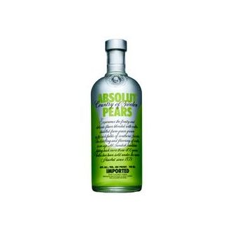 Absolut Pears 40% 70cl Absolut