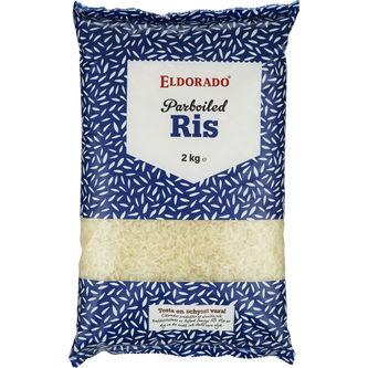Parboiled Ris 2kg Eldorado