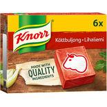 Köttbuljong Tärningar Knorr 6p/3l