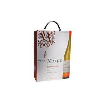Viña Maipo Chardonnay Vin 12% Bag-in-box 3l Vina Maipo