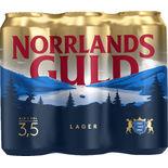 Norrlands Guld 3.5% Folköl Norrlands Guld 6p/50cl