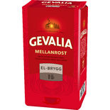 El-brygg Mellanrost Bryggkaffe Gevalia 450g