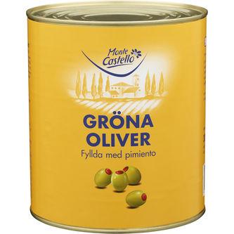 Oliver Gröna med Pimento 3kg Monte Castello