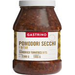 Pomodori Secchi i Bitar Soltorkade Tomater Gastrino 2,3/1,49
