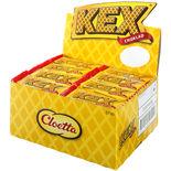 Kexchoklad Stycksak Cloetta 25g