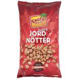 Jordnötter Jumbo Rostade Och Saltade Exotic Snacks 1kg