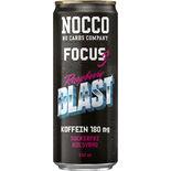 Nocco Raspberry Blast Energidryck Burk Nocco 33cl