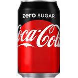 Coca-cola Zero Burk Coca-cola 33cl