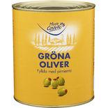 Oliver Gröna med Pimento Monte Castello 3kg