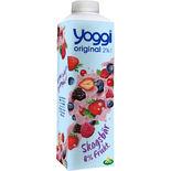 Yoghurt Skogsbär 2% Yoggi 1000g