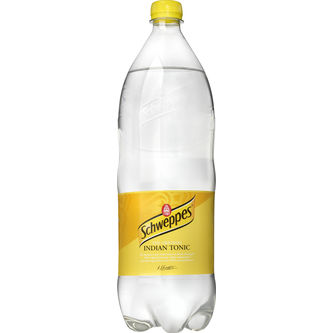 Tonic Water Pet 1.5l Schweppes