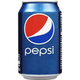 Pepsi Burk 33cl Pepsi