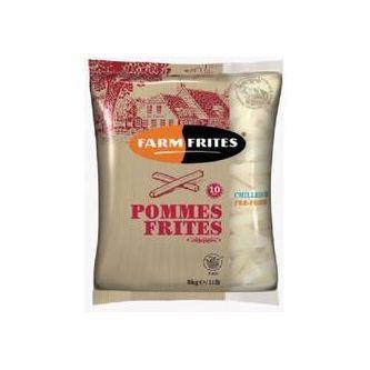 Pommes Frites Färska 10mm 5kg