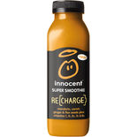 Recharge Super Smoothie Mandarin Carrot Innocent 360ml