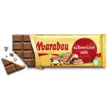 Schweizernöt Chokladkaka Marabou 200g